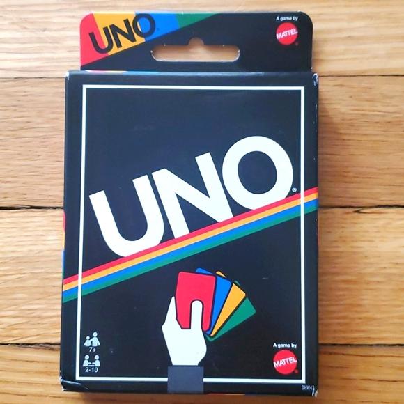 3/$15 UNO Retro Edition Card Game